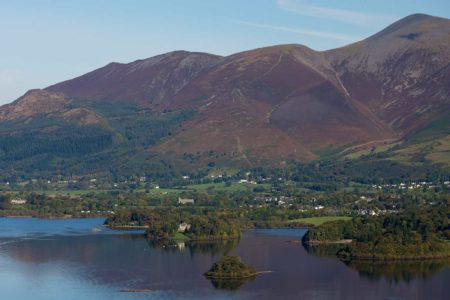 Derwent Water from Walla Crag