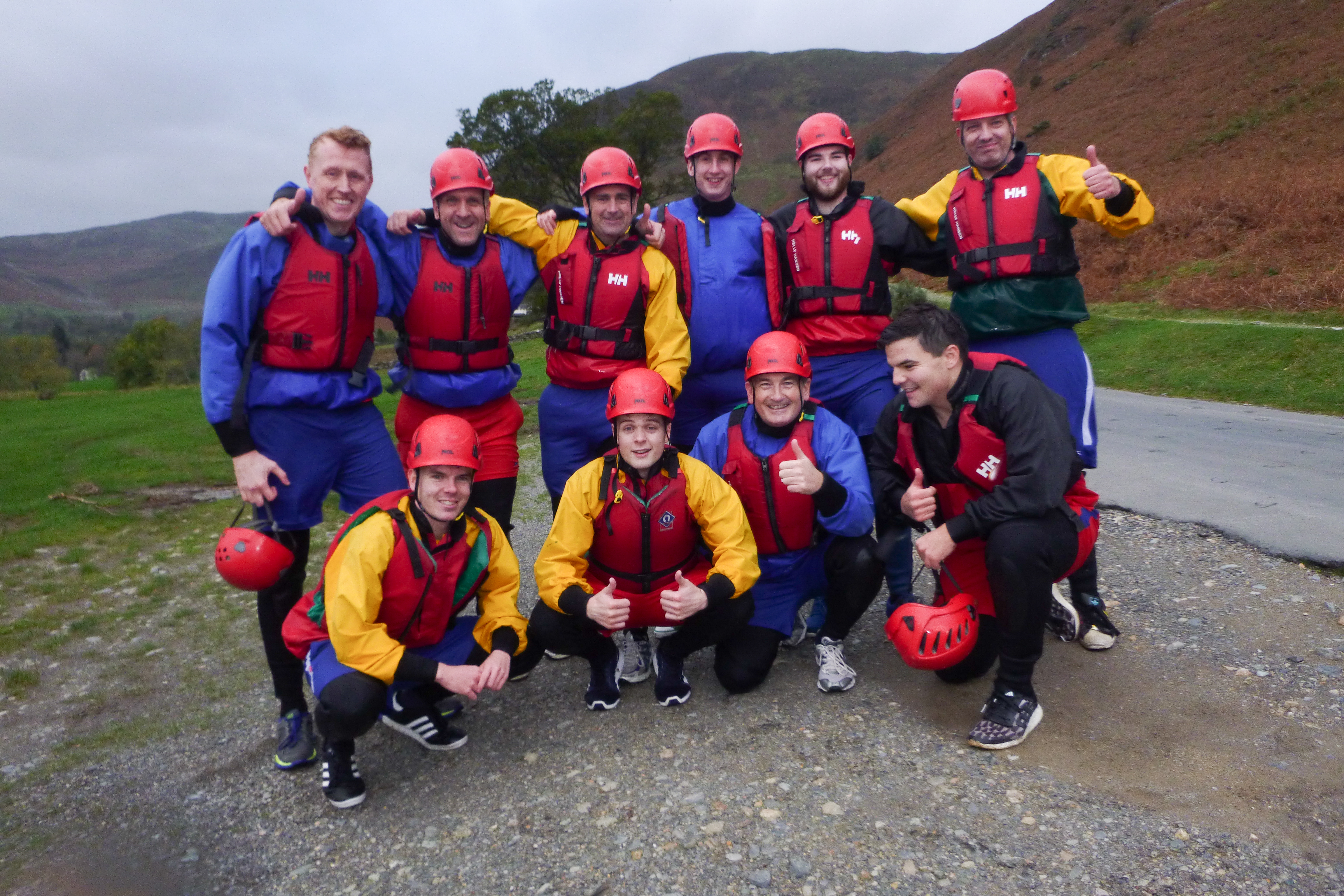 Hydram management team ready to gorge scramble